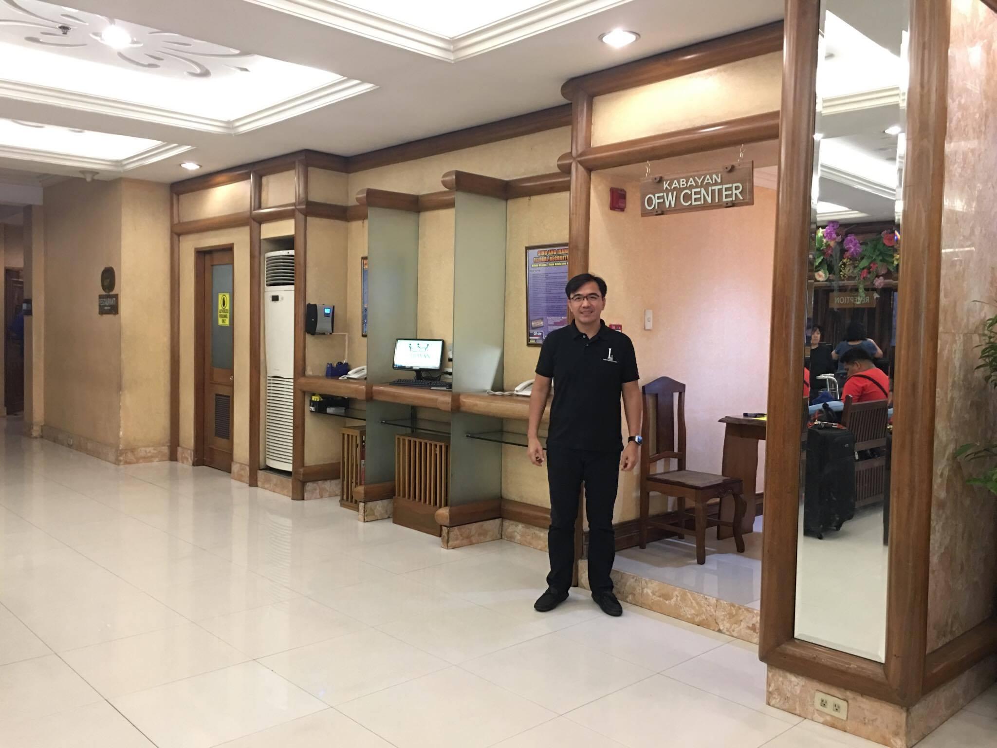Kabayan OFW Center