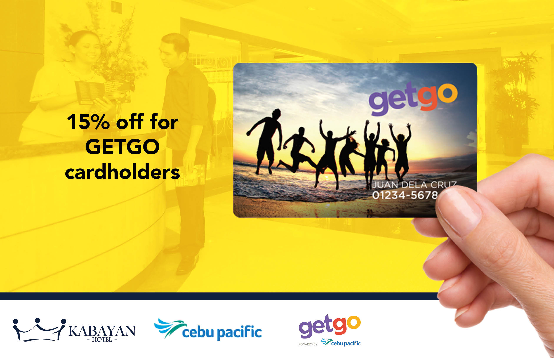 Cebu Pacific GETGO Discount