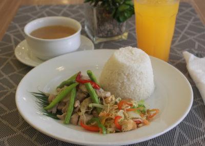 Kabayan Set Meals