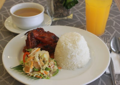 Kabayan Set Meals