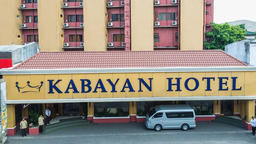 The Official Website Of Kabayan Hotel In Pasay City Philippines