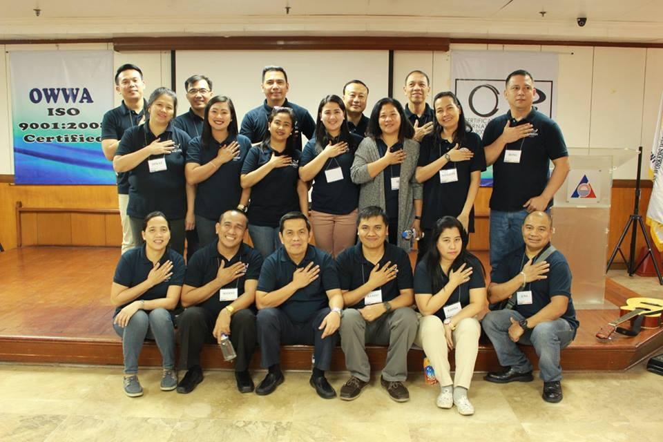 Kabayan Outreach & Fellowship at OWWA