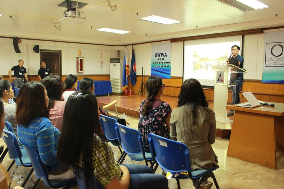 Kabayan Outreach & Fellowship at OWWA