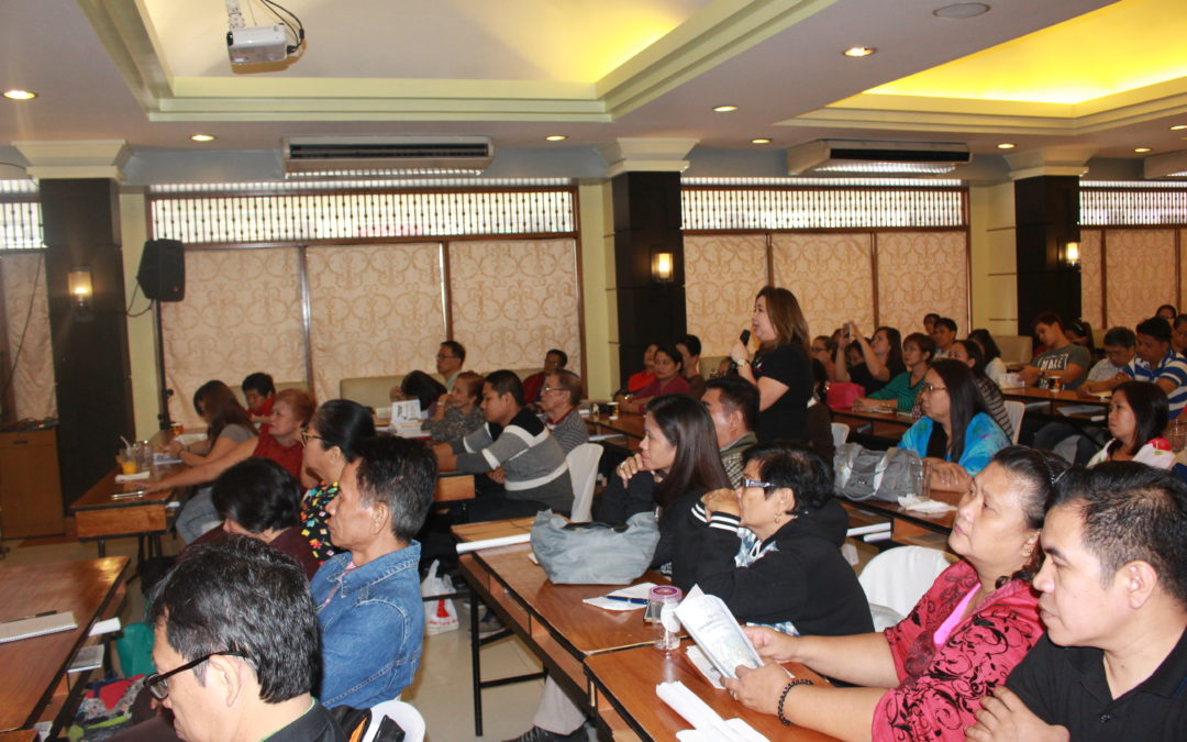 Kabayan Hotel hosts POEA anti-illegal recruitment seminar