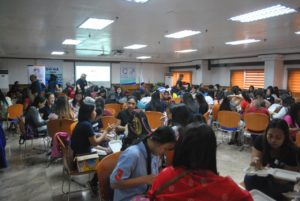 OWWA monthly Salu-Salo event by Kabayan OFW Center