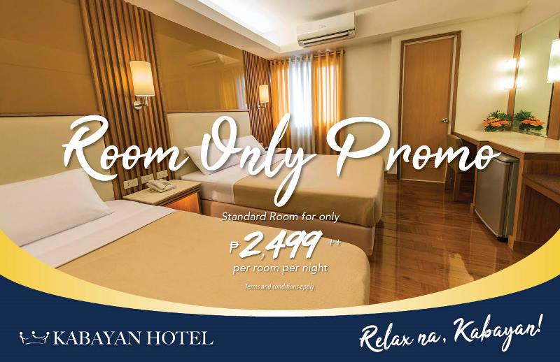 Room Only Promo