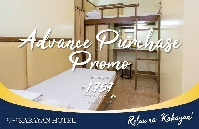Kabayan Hotel Pasay Official Website   From ₱669 64   Rates, Promos