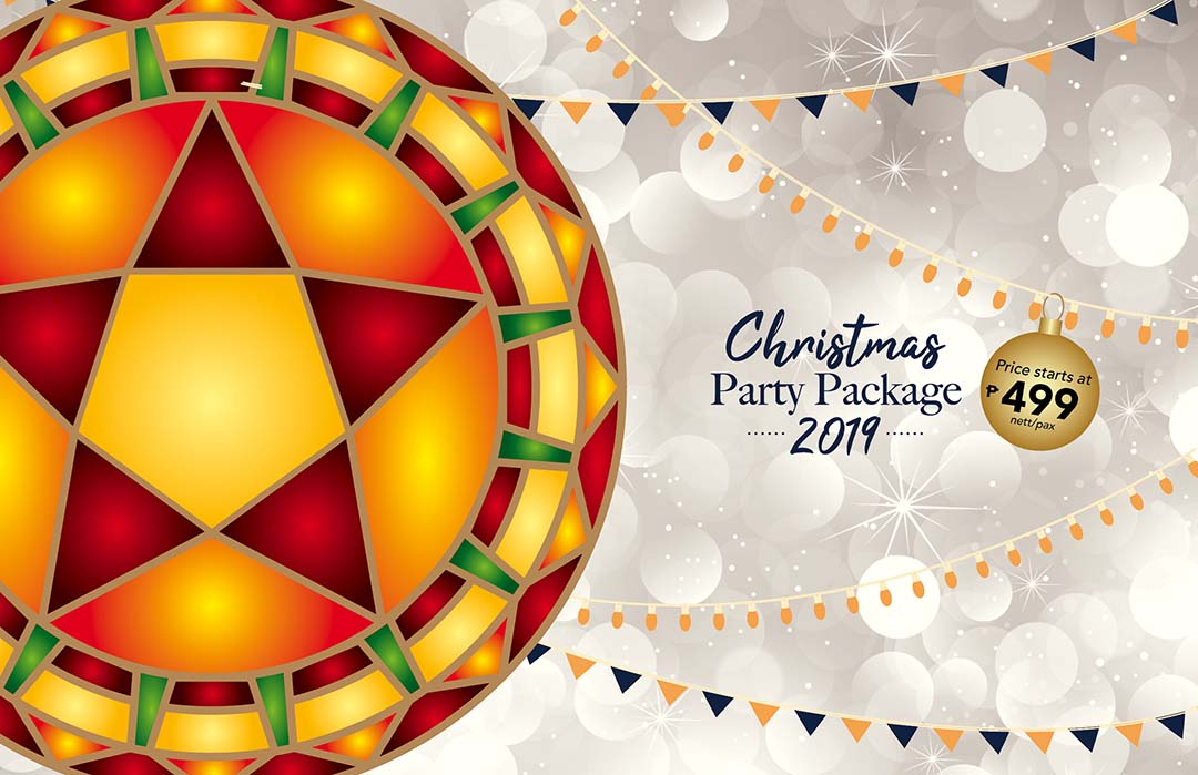 Christmas Party Package