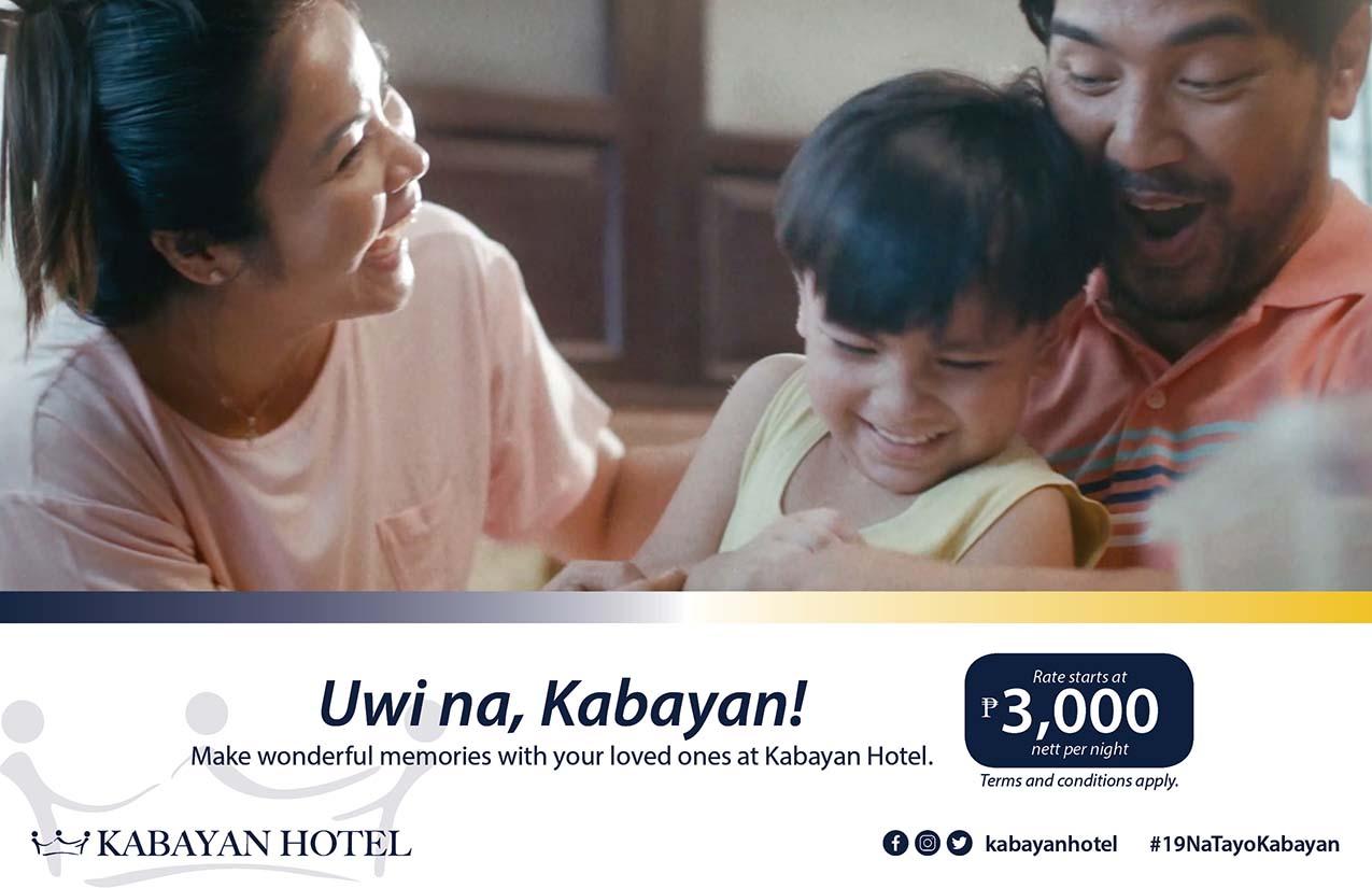 Uwi na, Kabayan!