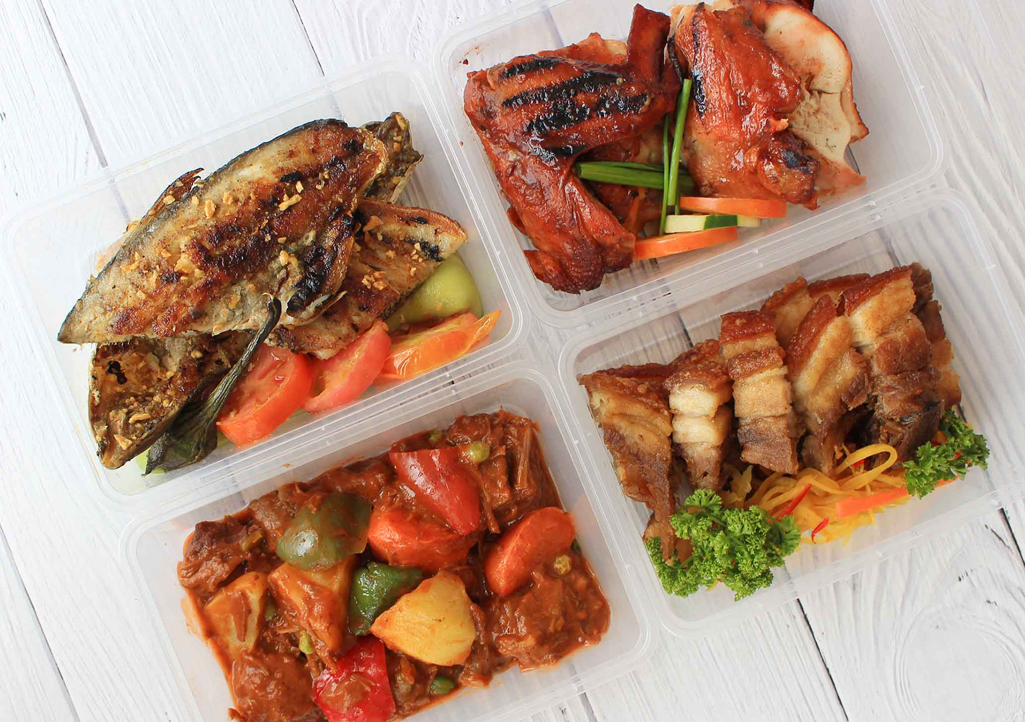 Kabayan Hotel Food To Go